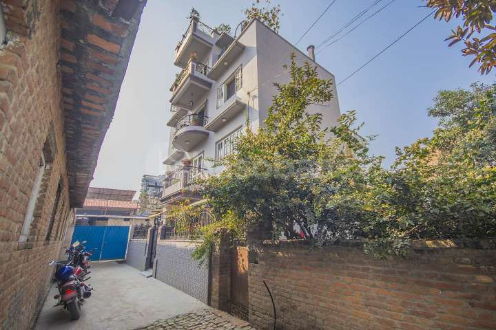 Flat on Rent at Pulchowk